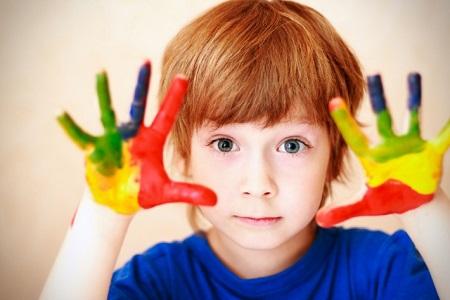 Как сделать пальчиковые краски в домашних условиях фото 27