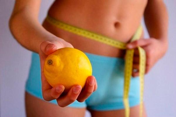 Лимон для эффективного похудения в домашних условиях