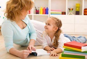как выучить с ребенком стих
