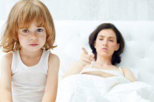 Что делать если мама постоянно орет