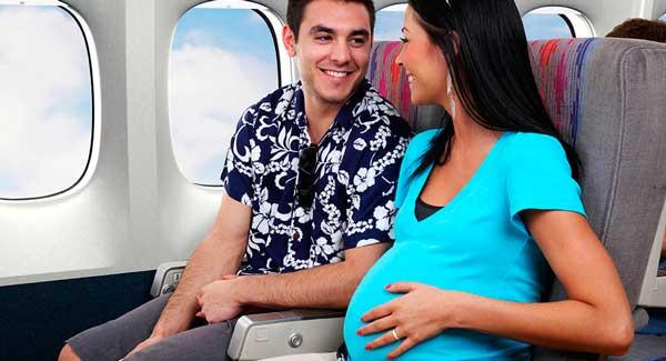 Можно ли путешествовать во время беременности на машине