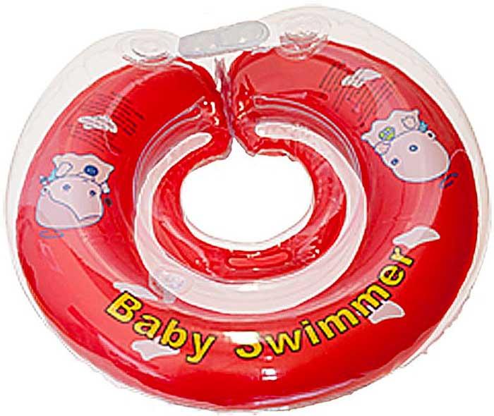 круг на шею для купания новорожденного (5)