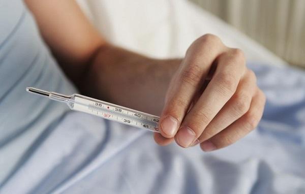 Измеряем базальную температуру для определения беременности
