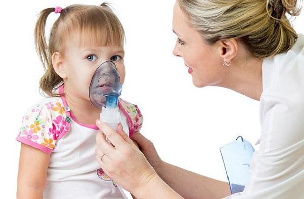 Ингаляции при температуре ребенку