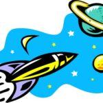Ракета своими руками для детей поделка