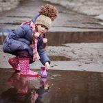 Прогулка с детьми весной — 15 идей