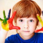 Рецепт пальчиковых красок для детей в домашних условиях