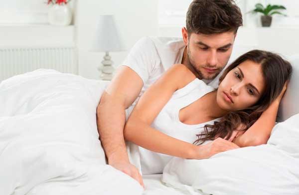 не хочу мужа после родов