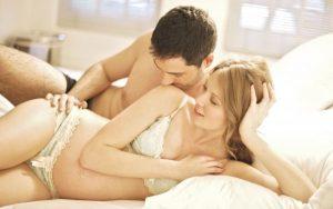 Можно заниматся сексм во время беременсти