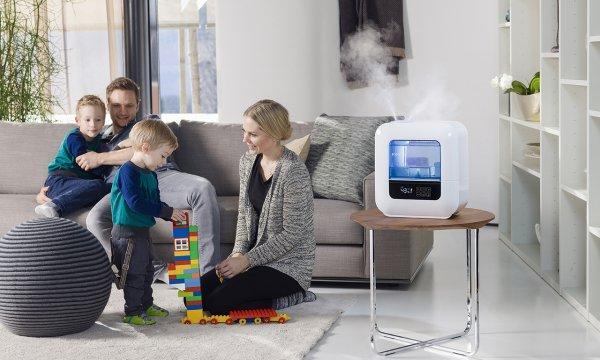 Увлажнитель воздуха для квартиры