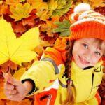 Простые загадки и короткие стихи для детей про осень