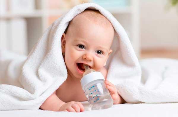 новорожденный и количество потовых желез