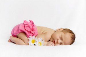 Лечение потницы у новорожденных