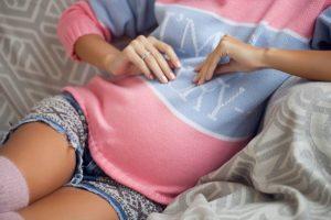 Ложные схватки при беременности