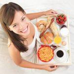 Как правильно питаться, чтобы убрать живот