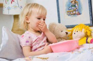 Ротовирусная кишечная инфекция у ребенка