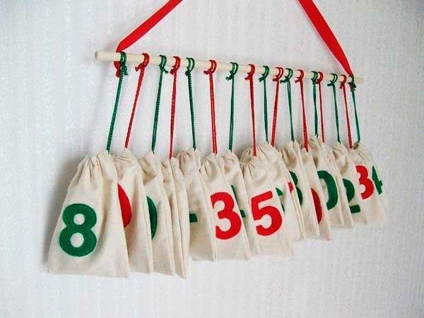 адвент-календарь для детей своими руками (7)