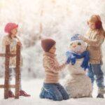 Стихотворения про зиму для детей: короткие и красивые стишки