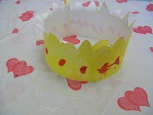 корона своими руками фото, корона своими руками ребенку