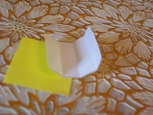 поделки из втулок туалетной бумаги, ракета из туалетной бумаги