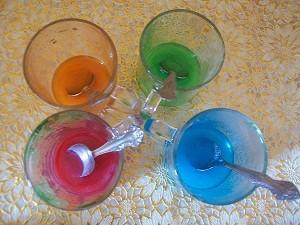 detskie opyty s vodoj