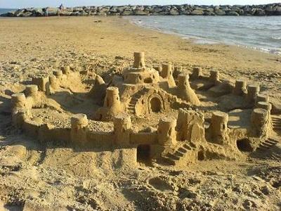 игры в песочнице для детей