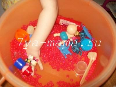 гидрогель для детей