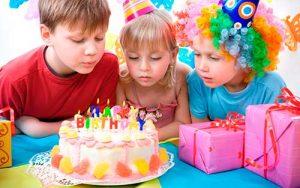 дети-и-торт