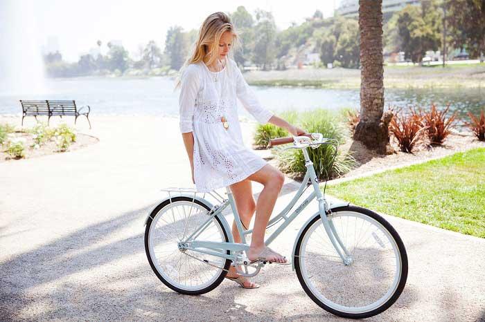 девушка на велосипеде (1)