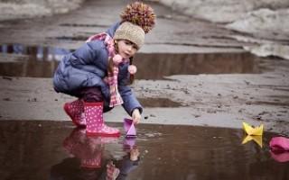 Прогулка с детьми весной— 15 идей
