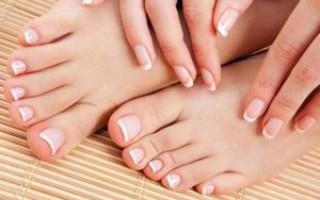 Как вылечить грибок ногтя на большом пальце ноги