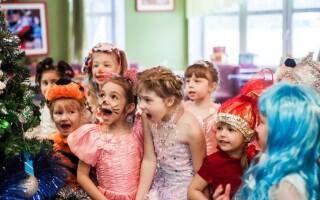 Конкурсы на Новый год 2020 для детей