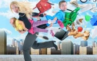 7 правил тайм-менеджмента для мамы: как все успевать с детьми