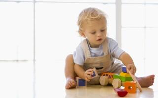 Режим дня ребёнка в 9 месяцев