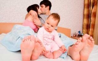 Через сколько после родов можно заниматься сексом с мужем?
