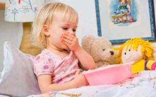 Ротовирусная кишечная инфекция у детей: симптомы и лечение в домашних условиях