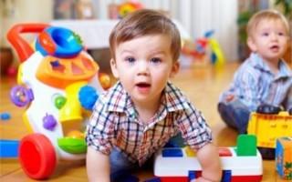 Первый день ребенка в детском саду. Наш опыт