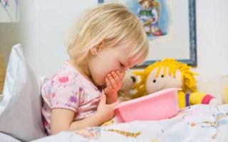 Как помочь ребенку при рвоте без температуры и поноса? Что делать в первую очередь!