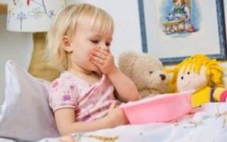 Ротовирусная кишечная инфекция: симптомы и лечение у детей