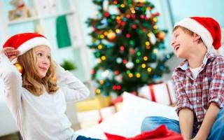 Самые интересные конкурсы на новый год для детей