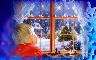 Стихи на Рождество Христово для детей