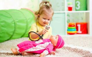 Режим ребенка в 2 года