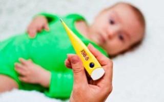 8 способов как сбить температуру у ребенка в домашних условиях