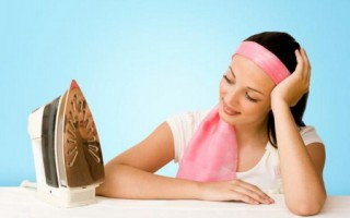 Как почистить утюг от нагара и накипи внутри в домашних условиях