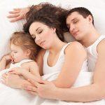 Совместный сон с ребенком