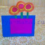 Легкие весенние поделки для детского сада
