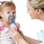 Как правильно проводить ингаляции небулайзером ребенку?