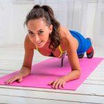 Как правильно делать планку в домашних условиях для похудения