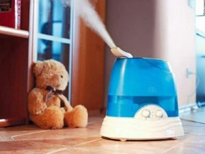 Увлажнитель воздуха для дома и квартиры (2)