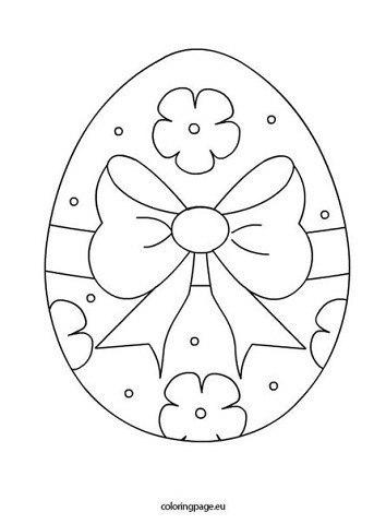 пасхальные раскраски для детей (5)
